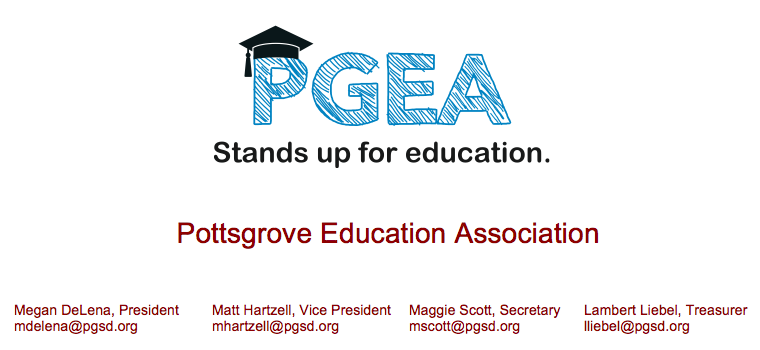 POTTSGROVE EDUCATION ASSOCIATION PSEA-NEA